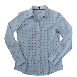 Brooks Brothers Red fleece Button up shirt